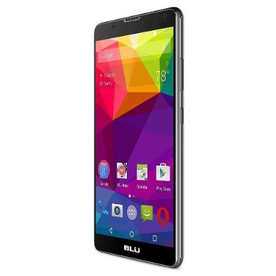 BLU Products N110U BLACK Neo XL N110U Unlocked GSM Quad-Core Android Phone w/ 8 MP Camera - Black