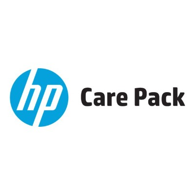HP Inc. U9EE3E Electronic  Care Pack Pick-Up and Return Service - Extended service agreement - parts and labor - 3 years - pick-up and return - 9x5 - for OMEN b