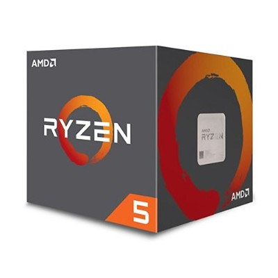 Advanced Micro Devices YD1600BBAEBOX Ryzen 5 1600