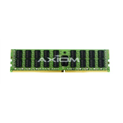 Axiom Memory CMEM32GBDDR4-AX 32GB Quad Rank LRDIMM PC4-17000L Load Reduced LRDIMM 2133MT/s 1.2v