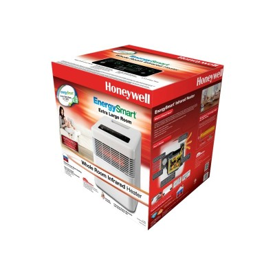 Honeywell HZ970 EnergySmart HZ-970 - Heater - white
