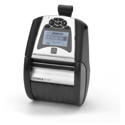Zebra Tech QN3-AUCA0M00-00-OB QLn 320 - Label printer - thermal paper - Roll (3.1 in) - 203 dpi - up to 240.9 inch/min - USB  serial  NFC  Bluetooth 3.0 - tear