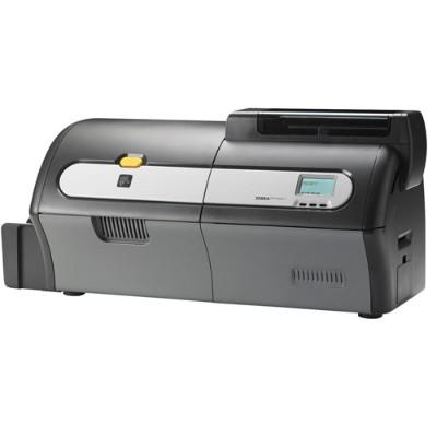 Zebra Tech Z72-000C0000US00-OB ZXP Series 7 - Plastic card printer - color - Duplex - dye sublimation/thermal transfer - CR-80 Card (3.37 in x 2.13 in) - 300 dp