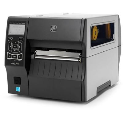 Zebra Tech ZT42062-T210000Z-OB ZT400 Series ZT420 - Label printer - thermal transfer - Roll (7 in) - 203 dpi - up to 720.5 inch/min - USB 2.0  LAN  serial  USB