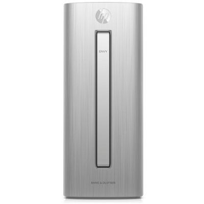 HP Inc. X6F52AAR#ABA ENVY 750-427c Intel Core i7-6700 Quad-Core 3.40GHz Desktop - 16GB RAM  1TB HDD  DVDRW  Gigabit Ethernet  802.11a/g/n/ac  Bluetooth - Refurb