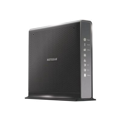 NETGEAR C7100V-100NAS Nighthawk C7100V - Wireless router - 4-port switch - GigE - 802.11a/b/g/n/ac - Dual Band
