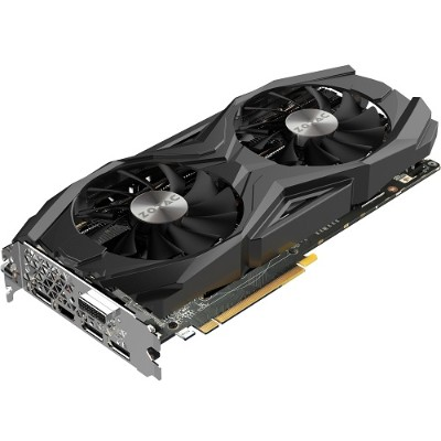Zotac ZT-P10810D-10P GeForce GTX 1080 Ti AMP Edition Graphics Card - 1569MHz - Boostable to 1683MHz  3584 CUDA Cores  Pascal Architecture  11GB of GDDR5X VRAM