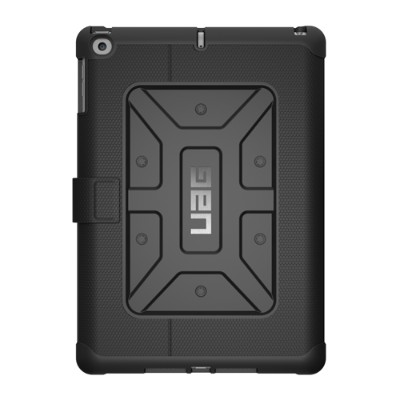 Urban Armor Gear IPD17-E-BK/BK Metropolis Case for iPad 9.7 (2017) - Black