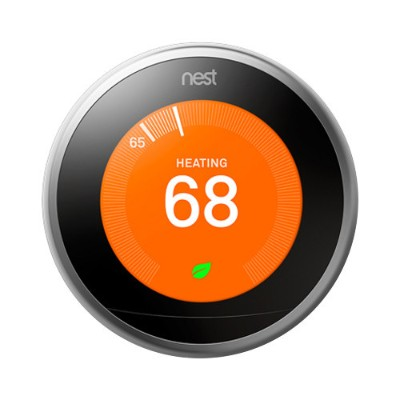 Nest Labs T3007ES Learning Thermostat (3rd Gen)