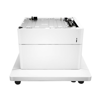 HP Inc. P1B10A Paper Feeder and Stand - Printer base with media feeder - 550 sheets in 1 tray(s) - for Color LaserJet Managed E65150  E65160  Color La