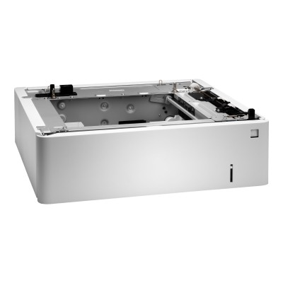 HP Inc. P1B09A Media tray / feeder - 550 sheets in 1 tray(s) - for Color LaserJet Managed E65150  E65160  Color LaserJet Managed Flow MFP E67660