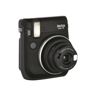 Fujifilm MINI70BLK CANDYKIT Instax Mini 70 - Candy Kit - instant camera - lens: 60 mm - midnight black