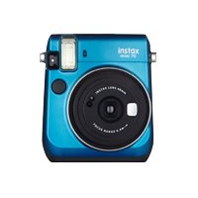Fujifilm MINI70BLU CANDYKIT Instax Mini 70 - Candy Kit - instant camera - lens: 60 mm - blue