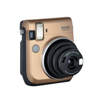 Fujifilm MINI70GLD CANDYKIT Instax Mini 70 - Candy Kit - instant camera - lens: 60 mm - stardust gold