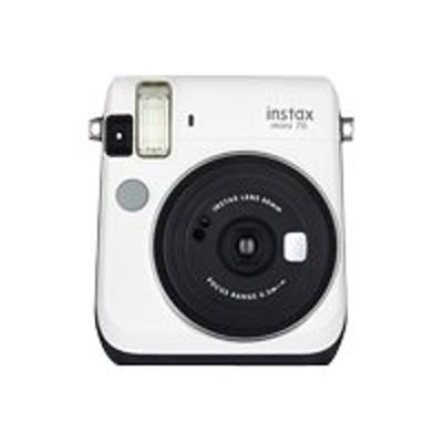Fujifilm MINI70WHT CANDYKIT Instax Mini 70 - Candy Kit - instant camera - lens: 60 mm - moon white