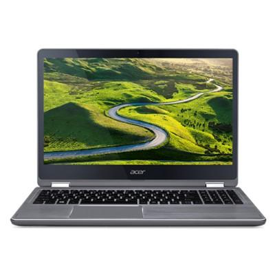 Acer NX.GP7AA.002 Aspire R 15 R5-571TG-57YD 15.6 Touchscreen LCD Notebook - Intel Core i5 i5-7200U Dual-core 2.50 GHz  8GB DDR4 SDRAM  256GB SSD  1920 x 1080  W