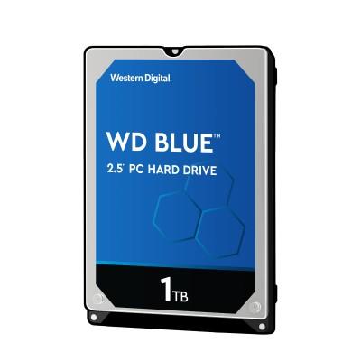 WD WD10SPZX WD Blue WD10SPZX 1 TB 2.5 Internal Hard Drive - SATA - 5400rpm - 128 MB Buffer