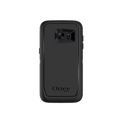 Otterbox 77-56088 Defender Series - Pro Pack - back cover for cell phone - black - for Samsung Galaxy S7 edge