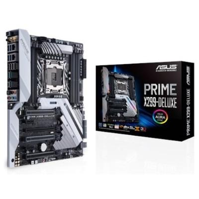 ASUS PRIME X299-DELUXE PRIME X299-DELUXE Intel LGA 2066 ATX Motherboard