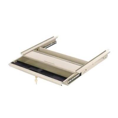 Hon Hd2.q Workplace Tools Metal Center Drawer  19w Light Gray