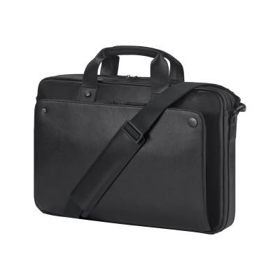 HP Inc. 1LG83UT Executive Top Load - Notebook carrying case - 15.6 - black - for  245 G7  340S G7  34X G5  Elite x2  EliteBook 735 G6  ProBook 455r G6