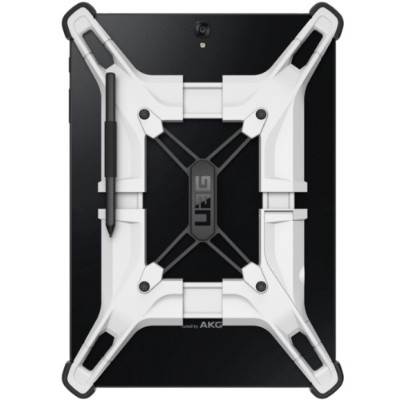 Urban Armor Gear 10UNIVTAB-WH Exoskeleton 10 Universal Android Tablet Case - White 40679678
