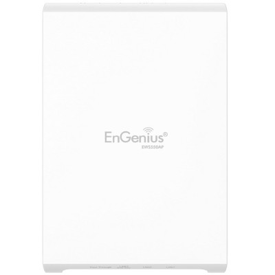 Engenius Technologies EWS550AP Dual Band AC1300 Managed Wall Plate Access Point (40685827) photo