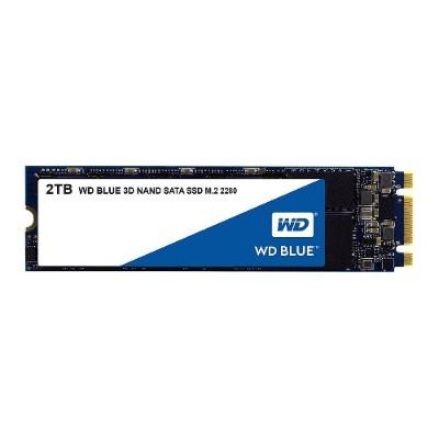 WD WDS200T2B0B Blue 3D NAND SATA SSD 2TB M.2 2280