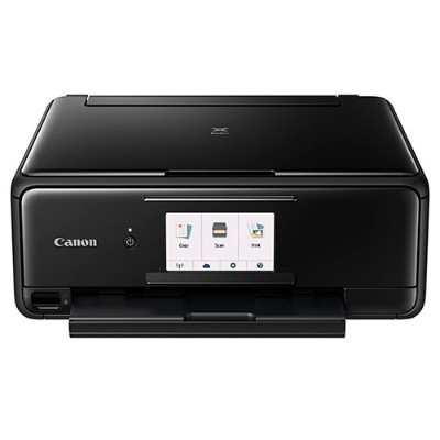 Canon 2230C002 PIXMA TS8120 - Multifunction printer - color - ink-jet - 8.5 in x 11.7 in (original) - Legal (media) - up to 15 ipm (printing) - 200 sh