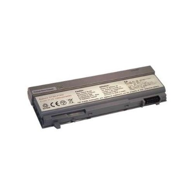 eReplacements 312-7415-ER Notebook battery (equivalent to: Dell 312-7415) - 1 x lithium ion 9-cell 7200 mAh - dark gray - for Dell Latitude E6410  E65