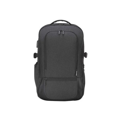 Lenovo 4X40N72081 Passage - Notebook carrying backpack - 17 - charcoal - for IdeaPad S145-15  ThinkBook 13  14  15  ThinkPad E14  P73  X1 Carbon (7th