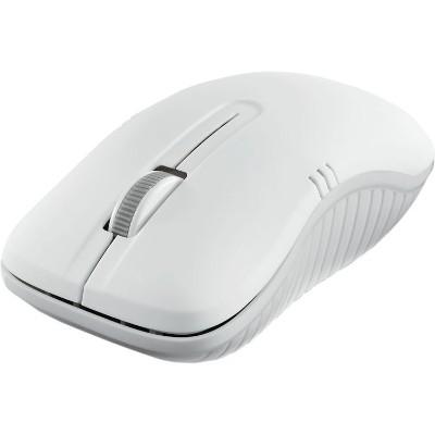 Verbatim 99768 Wireless Notebook Optical Mouse  Commuter Series - Matte White