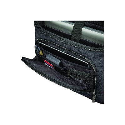 Samsonite 89579-5794 Modern Utility Messenger Bag - Notebook carrying case - 15.6 - charcoal  charcoal heather