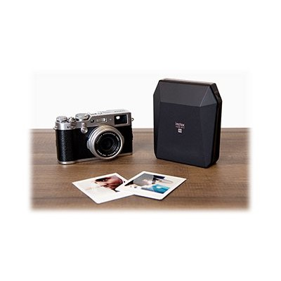 Fujifilm 16558126 instax SHARE SP-3 - Printer - color - LED - 2.44 in x 2.44 in - capacity: 10 photos - Wi-Fi(n) - black