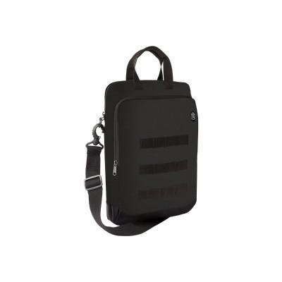 STM Bags STM-117-175K-01 Ace Vertical super cargo - For Chromebook laptops - notebook carrying case - 11 - 12 - black - K-12 education