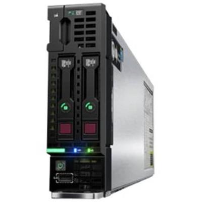 Hewlett Packard Enterprise P02057-S01 ProLiant BL460c Gen10 - Server - blade - 2 - hot-swap 2.5 - no HDD - monitor: none