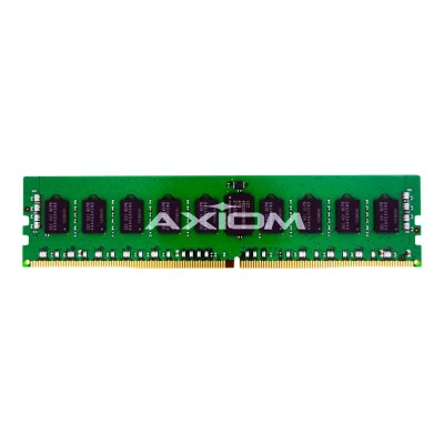 Axiom Memory 1XD84AA-AX AX - DDR4 - 8 GB - DIMM 288-pin - 2666 MHz / PC4-21300 - CL19 - 1.2 V - registered - ECC - for Workstation Z4 G4 (ECC)  Z6 G4