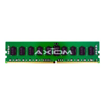 Axiom Memory 1XD85AA-AX AX - DDR4 - 16 GB - DIMM 288-pin - 2666 MHz / PC4-21300 - CL19 - 1.2 V - registered - ECC - for Workstation Z4 G4 (ECC)  Z6 G4