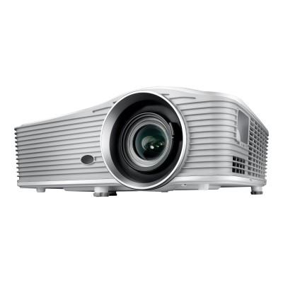 Optoma WU515TST WU515TST - DLP projector - 3D - 5500 ANSI lumens - Full HD (1920 x 1080) - 16:9 - 1080p - short-throw fixed lens - LAN