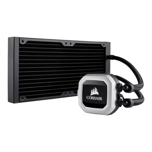 Corsair Memory CW-9060032-WW Hydro Series H115i PRO Liquid CPU Cooler - Processor liquid cooling system - (for: LGA1156 AM2...