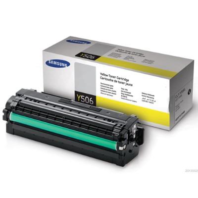 HP Inc. SU519A Samsung CLT-Y506L - High Yield - yellow - original - toner cartridge (SU519A) - for Samsung CLP-680DW  CLP-680ND  CLX-6260FD  CLX-6260F