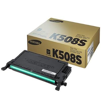 HP Inc. SU200A Samsung CLT-K508S - Black - original - toner cartridge (SU200A) - for Samsung CLP-620  CLP-670  CLX-6220  CLX-6250