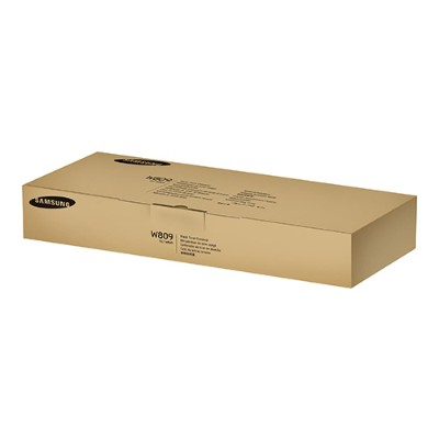 HP Inc. SS704A Samsung CLT-W809 - Black  yellow  cyan  magenta - waste toner collector - for MultiXpress CLX-9201  CLX-9206  CLX-9251  CLX-9256  CLX-9