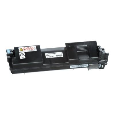 Ricoh 408177 SP C360HA - High Yield - cyan - original - toner cartridge - for  SP C360DNw  SP C360SFNw  SP C360SNw