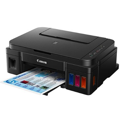 Canon 0630C002 PIXMA G3200 - Multifunction printer - color - ink-jet - 8.5 in x 11.7 in (original) - Legal (media) - up to 8.8 ipm (printing) - 100 sh