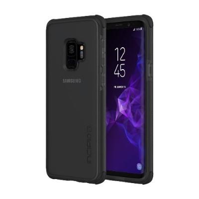 Incipio SA-927-BLK Reprieve Sport Protective Case with Reinforced Corners for Samsung Galaxy S9 - Black 40895078