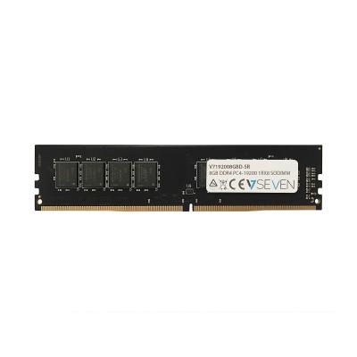 V7 V7192008GBD 8GB DDR4 PC4-19200 - 2400Mhz DIMM Desktop Memory Module