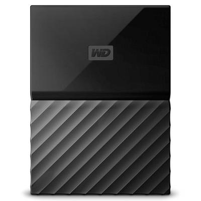 WD WDBZGE0040BBK-NESN My Passport Portable Gaming Storage WDBZGE0040BBK - Hard drive - 4 TB - external (portable) - USB 3.0 - black