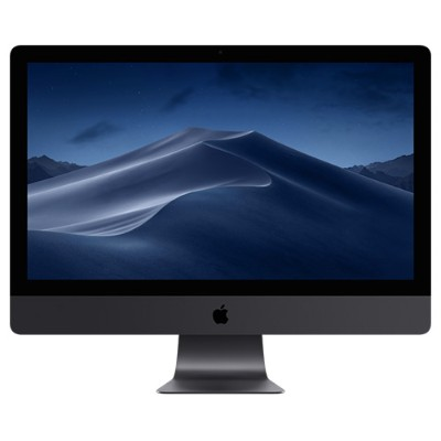 Apple MQ2Y2LL/A 27 iMac Pro 8-Core Intel Xeon W 3.2GHz  32GB RAM  1TB SSD  Radeon Pro Vega 56 with 8GB  Four Thunderbolt 3 ports  10Gb Ethernet  Apple