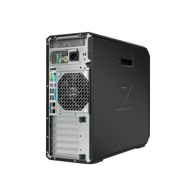 HP Inc. 3FQ51UT#ABA Workstation Z4 G4 - MT - 4U - 1 x Xeon W-2123 / 3.6 GHz - RAM 16 GB - SSD 512 GB -  Z Turbo Drive G2  NVMe  MLC - DVD-Writer - Qua